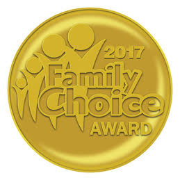 Now in its 21st year, the Famly Choice Awards is one of the most coveted family friendly consumer awards program in the nation.