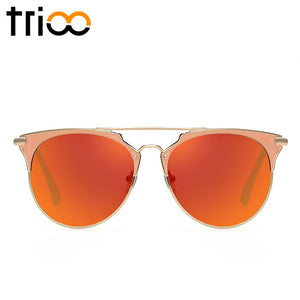 Women's Round Luxury Sunglasses