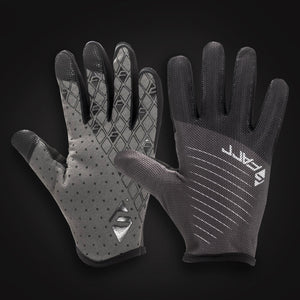 FARR Long Race Gloves White