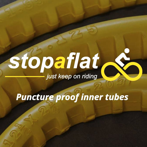 STOP-A-FLAT PUNTURE PROOF INNER TUBES