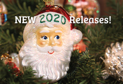 The 2020 New Ornament Release
