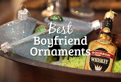 Which Christmas Ornaments Best Describe Your Boyfriend?