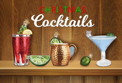 Christmas Cocktails All Year Long