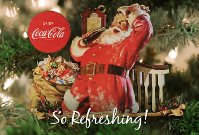 Iconic Santa: The History of the Coca-Cola Santa