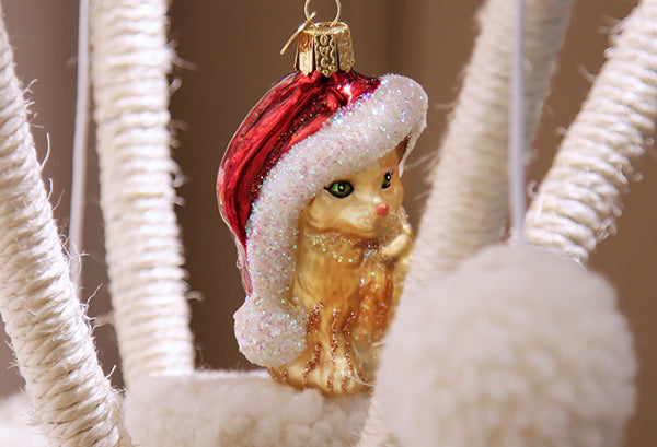 5844dcfd 5 Cute Christmas Ornaments You've Got to Have – Old World Christmas