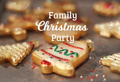 Hosting the Perfect Family Christmas Party