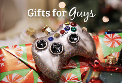 What to Get a Guy for Christmas