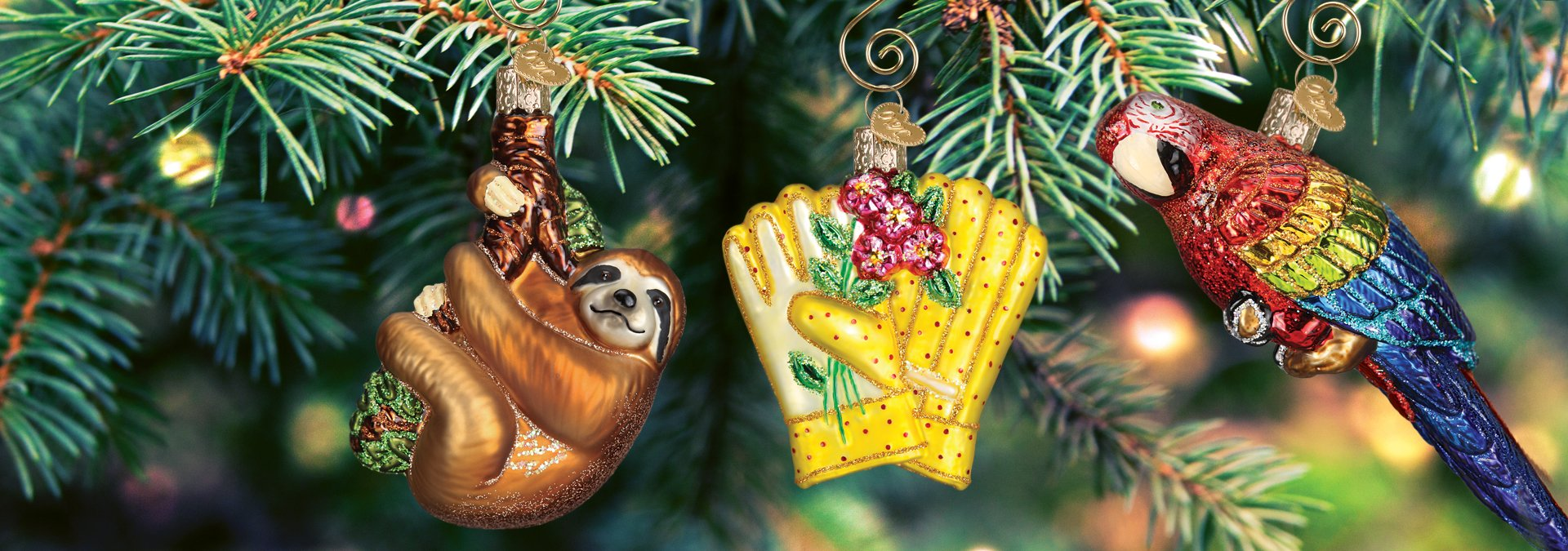 Hanging Ornaments on a Christmas Tree is Easier Than You Think
