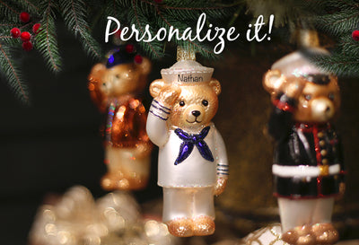 Take Your Christmas Ornaments to the Next Level with Personalization