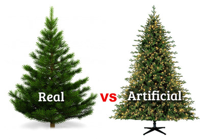Pricing out a Real vs Artificial Christmas Tree