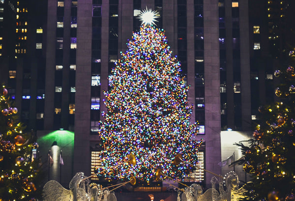 Fun Facts About the Famous Rockefeller Tree