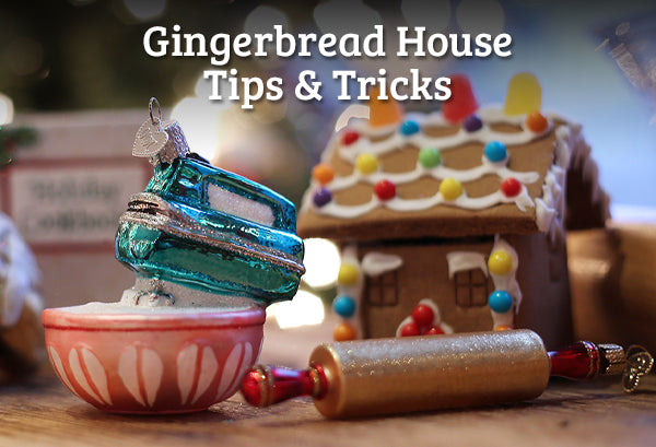Gingerbread Houses for the Rest of Us