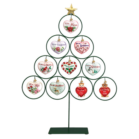 Merry Christmas Ornament Sign.Top 6 Ways To Display Christmas Ornaments All Year Old