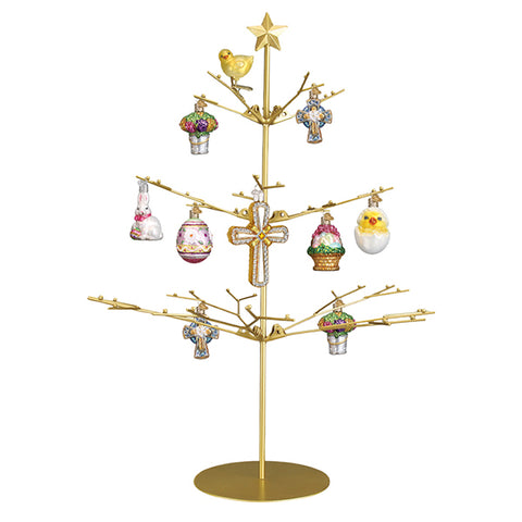 Easter Wire Tree with Ornaments