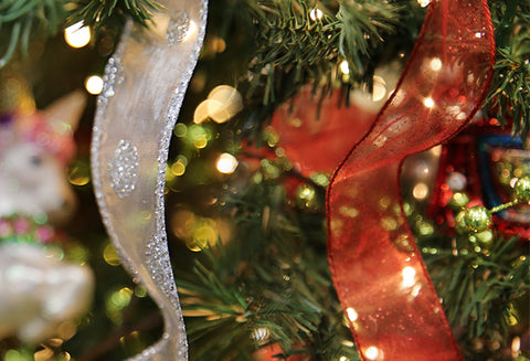 How To Put Ribbon On Christmas Tree.How To Put Ribbon On A Christmas Tree Old World Christmas