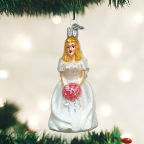 Bride - Blonde Ornament