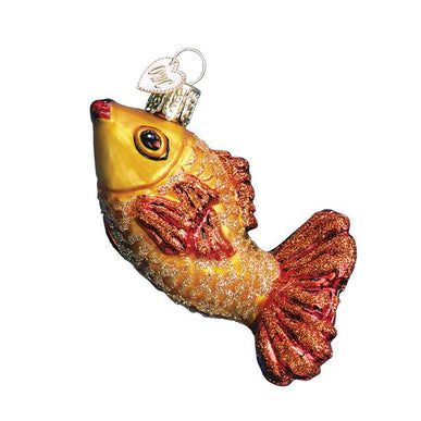 Graceful Fish Ornament