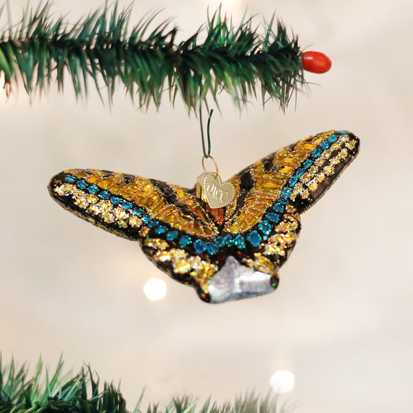 Swallowtail Butterfly Ornament