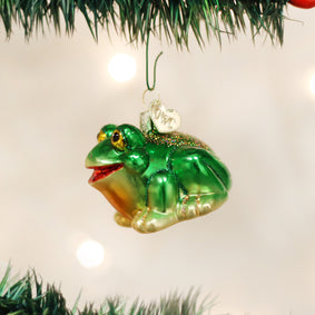 Hop-along Ornament