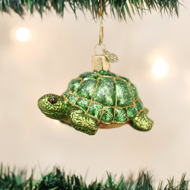 Tortoise Ornament