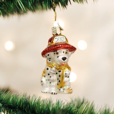 Dalmatian Pup Ornament