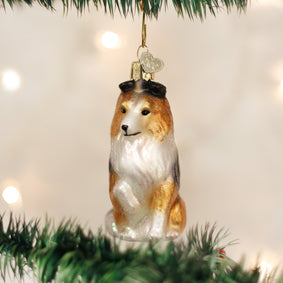 Sheltie Ornament