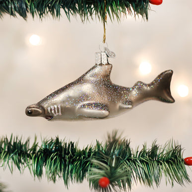 Hammerhead Shark Ornament