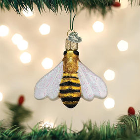 Honey Bee Ornament