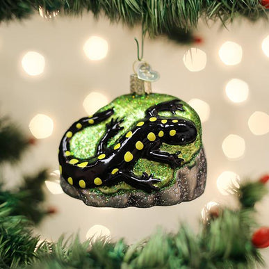 Salamander Ornament