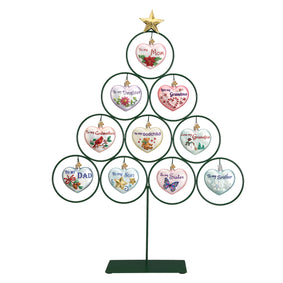 10 Ornament Tree Stand