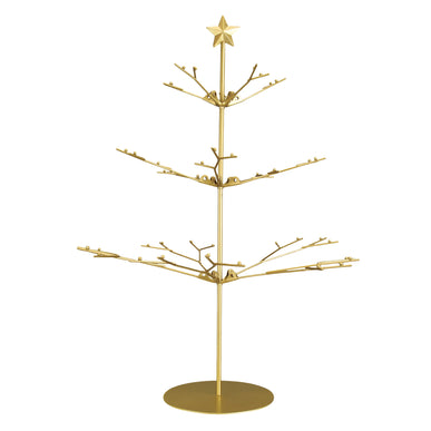 Tabletop Metal Tree Display Ornament