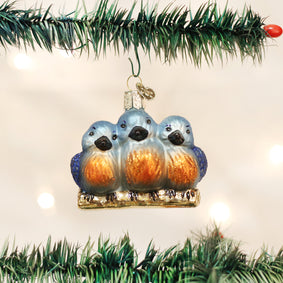 Feathered Friends Ornament