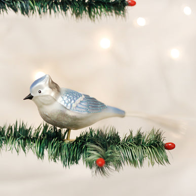Blue Jay Ornament