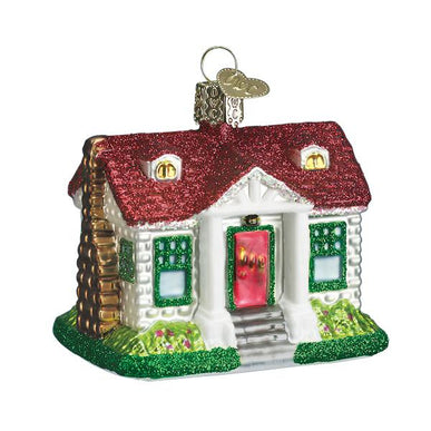 Cozy Cottage Ornament