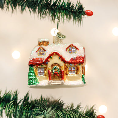 Holiday Home Ornament