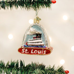 St. Louis Arch Ornament