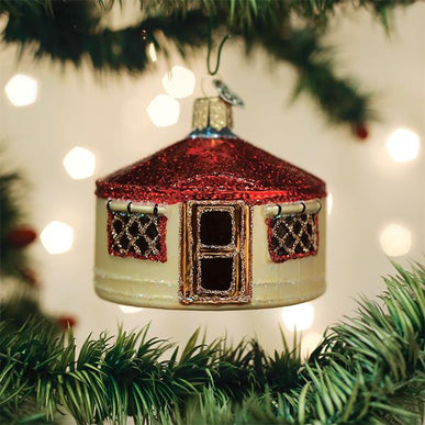 Yurt Ornament