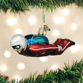 Skydiver Ornament