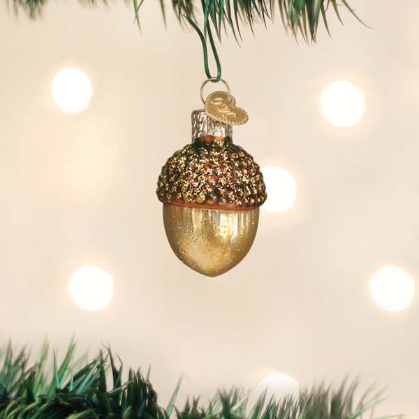 Small Acorn Ornament