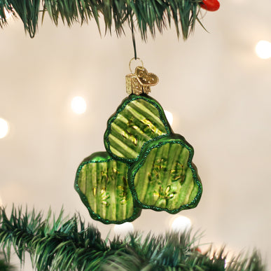 Pickle Chips Ornament