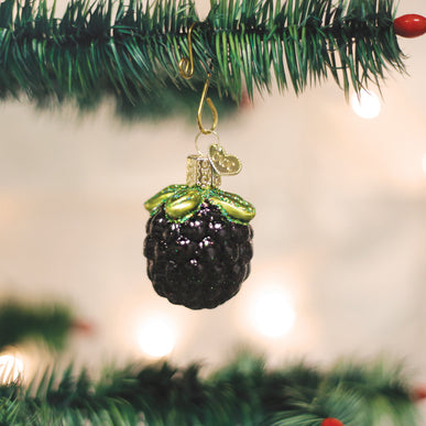Blackberry Ornament