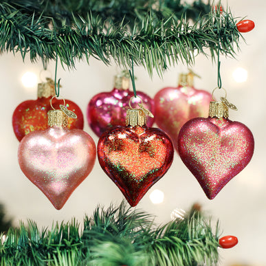 Heart Ornament (a) Assortment