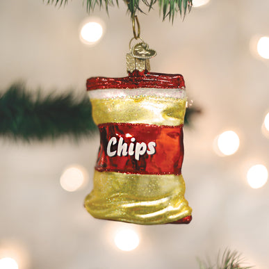 Bag Of Chips Ornament