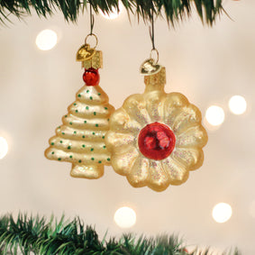 Assorted Spritz Cookies Ornament