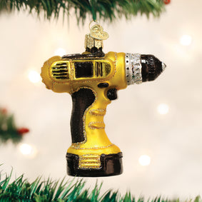 Power Drill Ornament