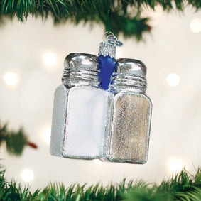 Salt And Pepper Shakers Ornament