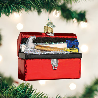Toolbox Ornament