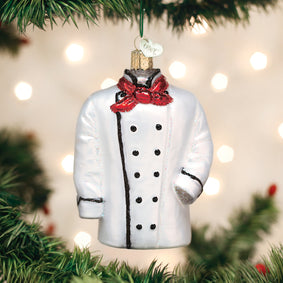 Chef's Coat Ornament