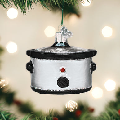 Slow Cooker Ornament