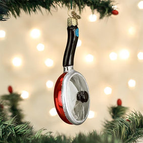 Frying Pan Ornament